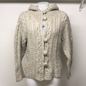 Chunk knit cardigan size Small